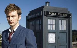 "David Tennant - ""10th Doctor"""